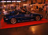 MR-2 on Co-ordSport Stand at Max Power Live 2003
