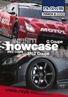RAYS Fitment Guide for Nissan/Infiniti 350Z/370Z/G Coupe