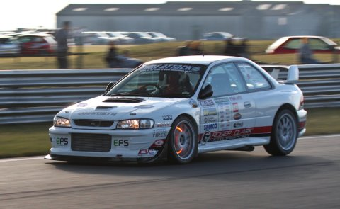 UK Time Attack 2009