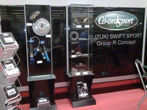 Suzuki Swift Group-R Concept Car