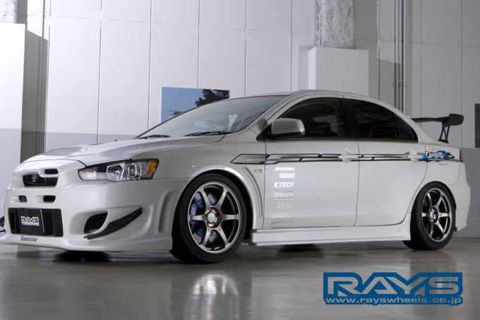 RAYS VR.G2  Wheels
