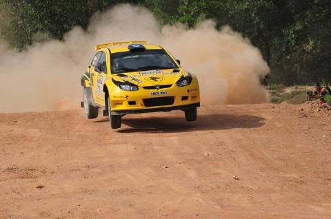 Cusco Malaysian Rally 2011
