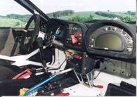 GATRAK Group A Evo VI - Inside