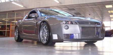 The X-1 Concept Car