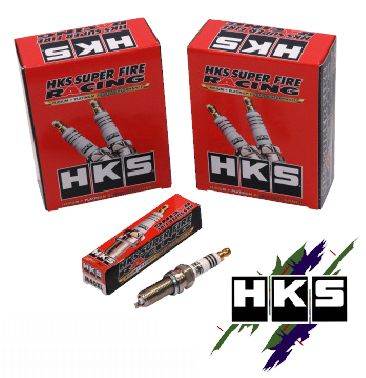 HKS Spark Plugs (for Mitsubishi Evo X, GTR, BMW Mini)