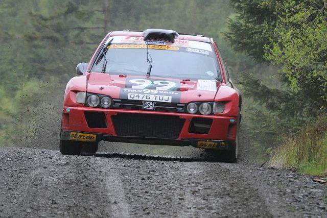 Burton and Rogerson on the recent Plains rally