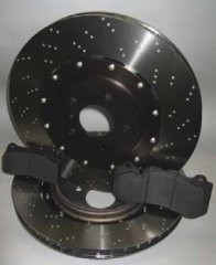 Front & Rear discs & pads