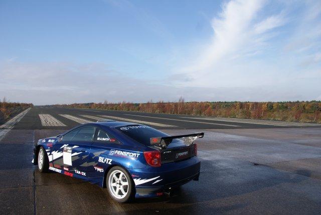 202mph Toyota Celica GT4-X