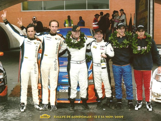Competisport at the Gondomar Rally