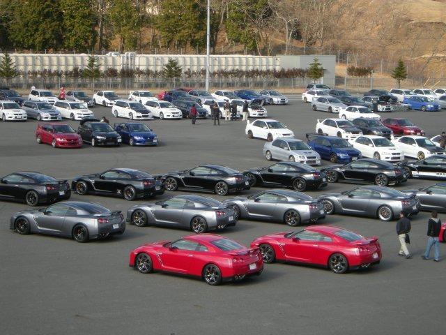 HKS Premium Day at the Fuji Speedway