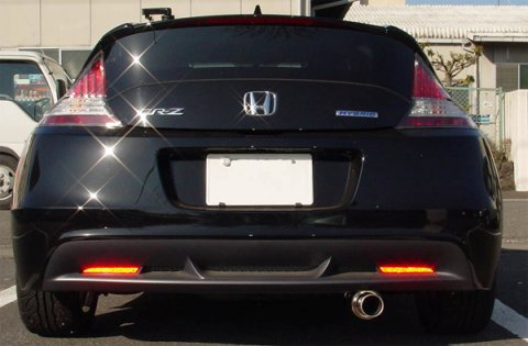 HKS Performance Parts and Tuning for the Honda CR-Z Hybrid