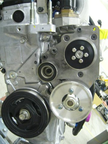 CR-Z GTS Supercharger