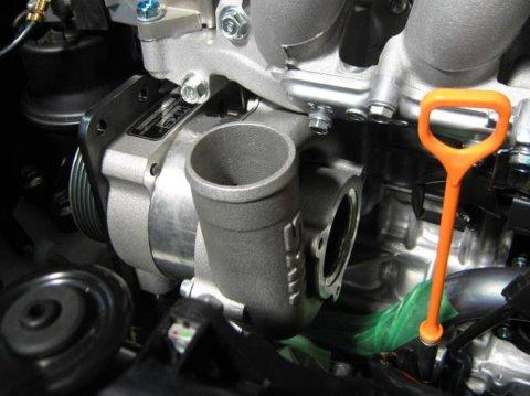 CR-Z Supercharger