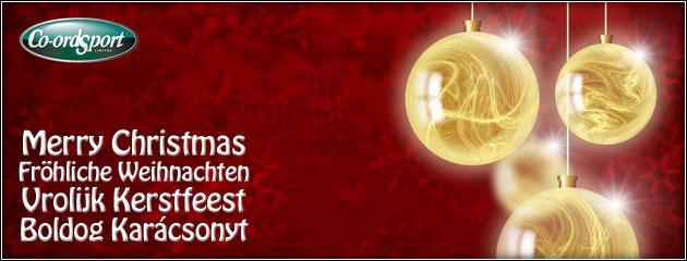 Merry Christmas - Fröhliche Weihnachten - Vrolijk Kerstfeest - Boldog Karácsonyt