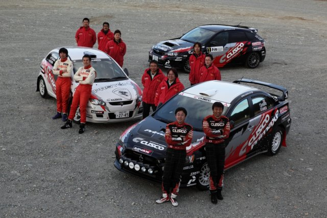 Cusco Racing 2011