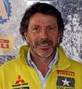 Ralliart Italy Team Principal Mario Stagni
