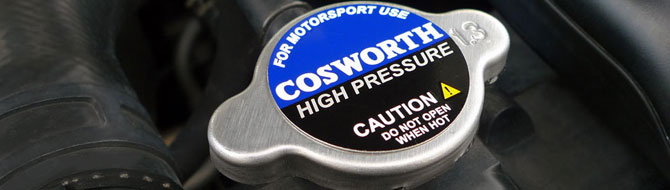 Cosworth Radiator Cap