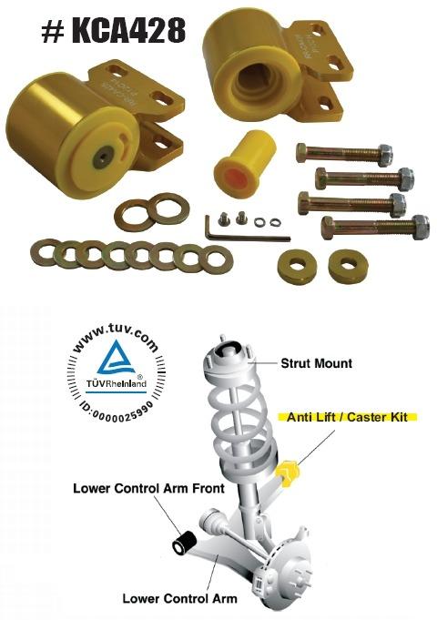KCA428 Anti-Lift Kit