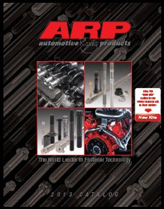 ARP 2013 front page full