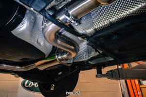 Our Golf GTI gets the COBB Tuning touch  - Co-ordSport