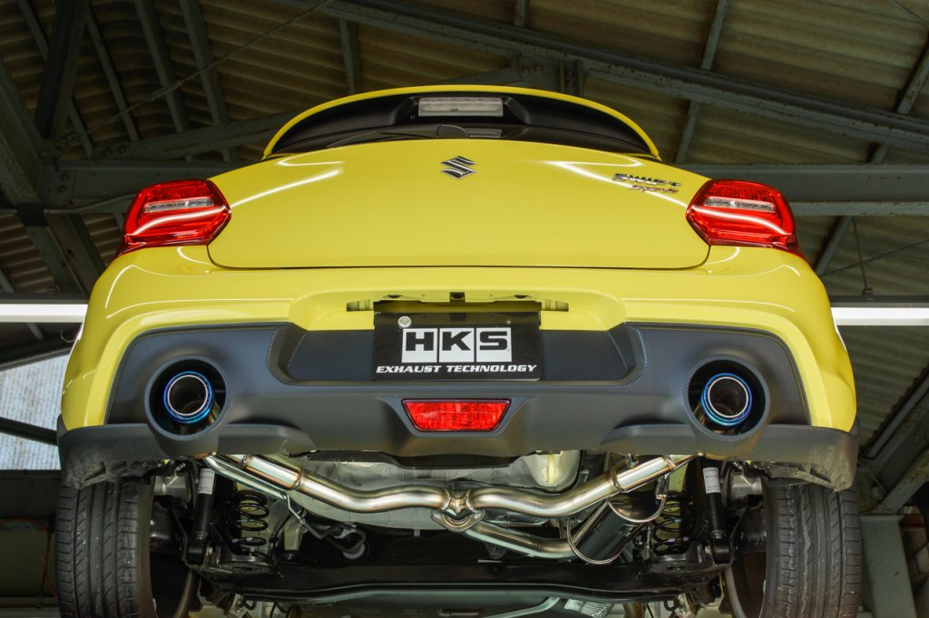 The Turbo Engineers >> HKS 2018 Products - Suzuki Swift Sport ZC33S 2018+ - Co-ordSport